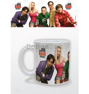 Hrnček – The Big Bang Theory (Cast)