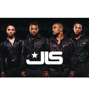 Plagát - JLS (Group)