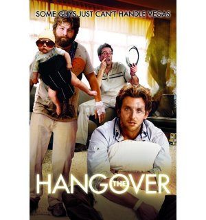 Plagát - The Hangover (Morning After)