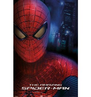 Plagát - The Amazing Spiderman (Face)