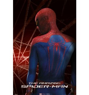 Plagát - The Amazing Spiderman (Back)