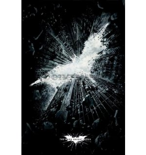Plagát - Batman The Dark Knight Rises (City)