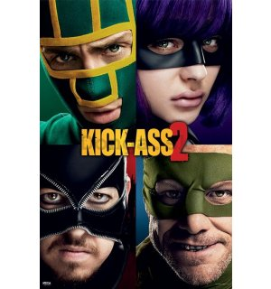 Plagát - Kick Ass 2