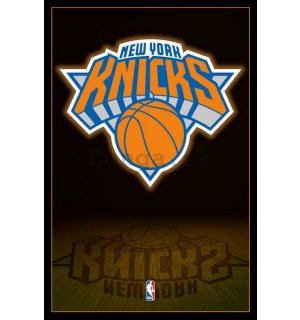 Plagát - NBA New York Knicks Logo