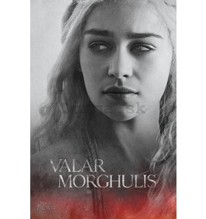 Plagát - Game of Thrones (Daenerys)