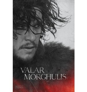 Plagát - Game of Thrones (Jon Snow)