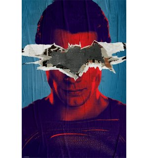 Plagát - Batman vs. Superman (Superman)