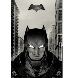 Plagát - Batman vs. Superman (Battlesuit)