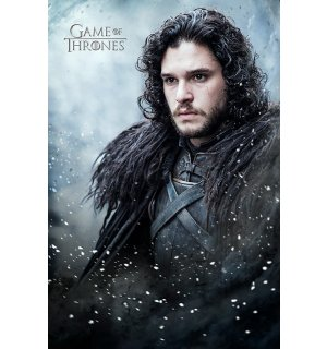 Plagát - Game of Thrones (John Snow)