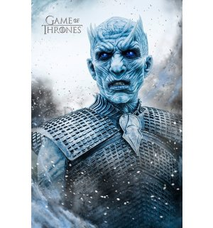 Plagát - Game of Thrones (Night King)