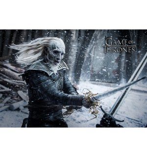 Plagát - Game of Thrones (White Walker)