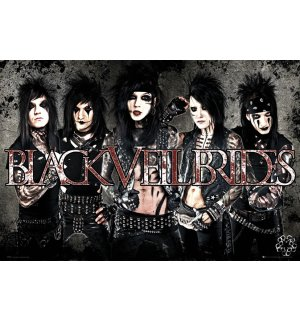 Plagát - Black Veil Brides