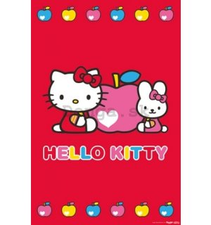 Plagát - Hello Kitty