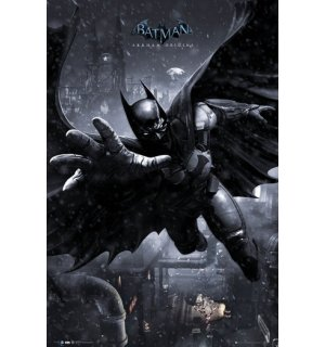 Plagát - Batman Arha Origins (2)