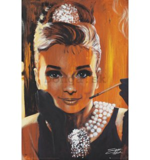 Plagát - Fishwick, Breakfast at Tiffany's
