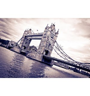 Fototapeta: Tower Bridge (1) - 254x368 cm