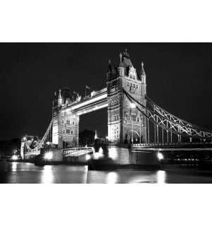 Fototapeta: Tower Bridge (2) - 254x368 cm