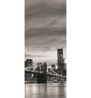Fototapeta samolepiace: Brooklyn Bridge - 211x91 cm
