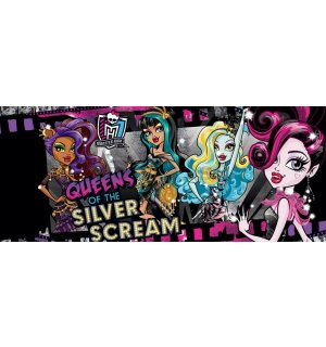 Fototapeta: Monster High (3) - 104x250 cm
