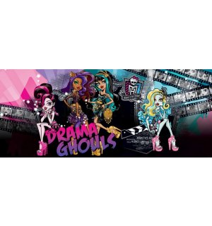 Fototapeta: Monster High (Drama Ghouls) - 104x250 cm