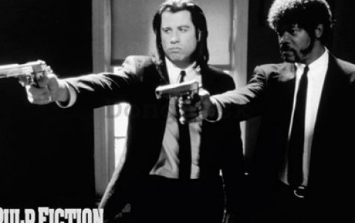 Fotoobraz - Pulp Fiction