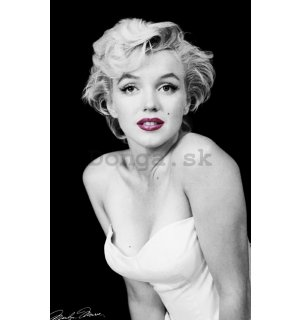 Fotoobraz - Marilyn Monroe (Red Lips)