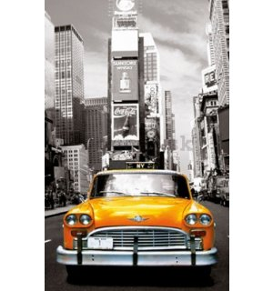 Fotoobraz - New York yellow cab