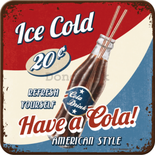 Sada podtáciek 2 - Ice Cold Cola