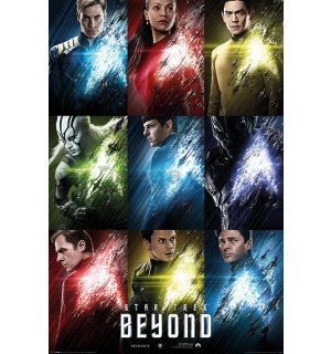 Plagát - Star Trek Beyond (2)