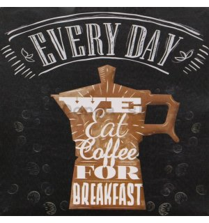 Obraz na plátne - Everyday Coffee