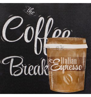 Obraz na plátne - The Coffee Break