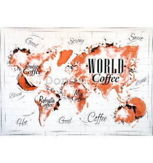 Obraz na plátne - World Coffee
