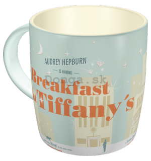Hrnček - Breakfast at Tiffany's