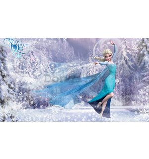 Fototapeta: Frozen (Snow Queen) - 184x254 cm