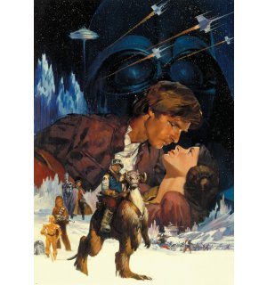 Fototapeta: Star Wars The Empire Strikes Back (1) - 254x184 cm