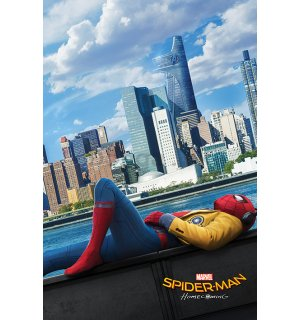 Plagát - Spiderman Homecoming (1)