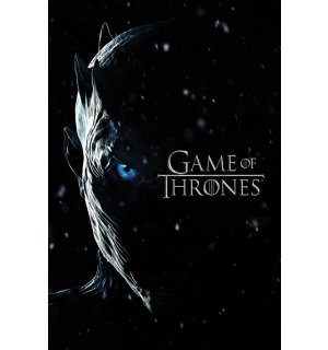 Plagát - Game of Thrones (Dark Night King)