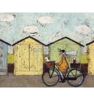 Obraz na plátne - Sam Toft, Off for a Breakfast