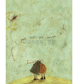 Obraz na plátne - Sam Toft, I Just Can't Get Enough of You