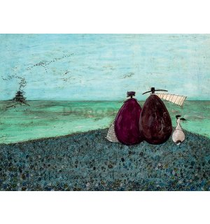Obraz na plátne - Sam Toft, The Same as it Ever Was