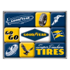 Sada magnetov - Good Year Tires