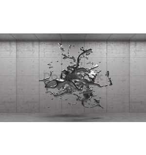 Fototapeta: Abstrakcia splash (3) - 104x152,5 cm