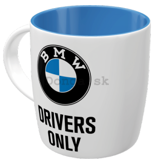 Hrnček - BMW Drivers Only