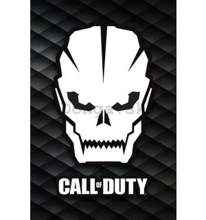 Plagát - Call Of Duty (Skull)