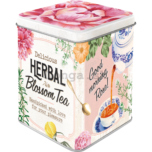 Dóza na čaj - Herbal Blossom Tea