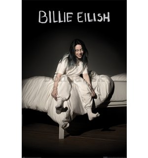 Plagát - Billie Eilish (When We All Fall Asleep, Where Do We Go?)