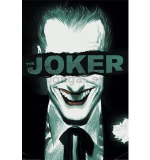 Plagát - The Joker (Put on a Happy Face)