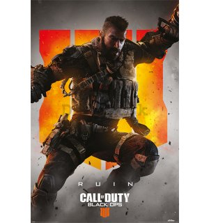 Plagát - Call of Duty: Black Ops 4 (Ruin)