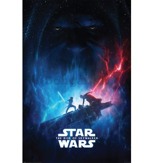 Plagát - Star Wars: The Rise of Skywalker (Galactic Encounter)